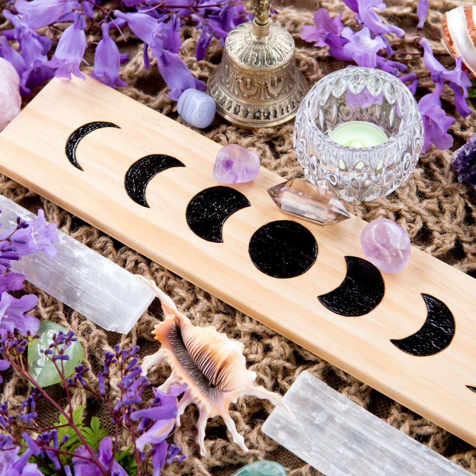 rituels lune lydie brocas influence de la lune