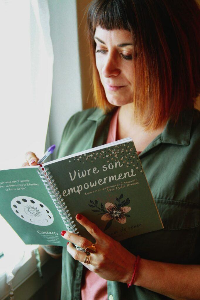 Lydie Brocas accompagnement femme vivre son empowerment